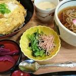 米乃家 de ごはん - 料理写真: