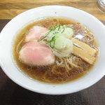 麺屋 又兵衛 - 料理写真:醤油ラーメン