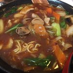 福来飯店 - 広東麺
