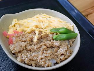 山もり - そぼろ丼(仮称)