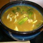 麺食彩 樹神亭 - カレー南蛮
