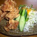 麺食彩 樹神亭 - とりから