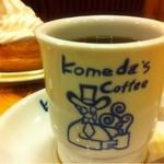 コメダ珈琲店 池袋西口店 - ブレンドコーヒー