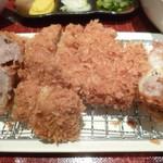 豚肉創作料理 やまと  - '18/03/21 かつアップ