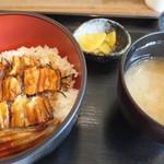 じぱんぐ - 穴子丼