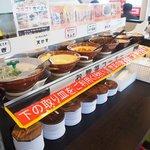 製麺屋慶史 麺ショップ 西月隈 - 無料お惣菜コーナー・セルフでスキゴト楽しんでください♫