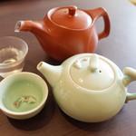 ベジ ハウス - 台湾高山茶(500円)