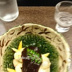 設楽 - 1803青柳の酢味噌和え