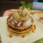 デニーズ - キャラメルパンケーキ