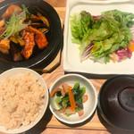 82805244 - 野菜たっぷりランチ