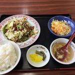餃子の王将 - 料理写真:回鍋肉