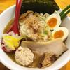 つけ麺 しろぼし - 料理写真:しろぼし味玉らーめん