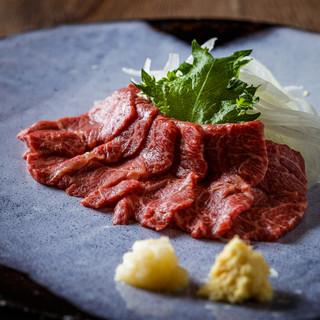【産地直送】新鮮・厳選の食材を一番おいしく【馬・豚・鶏】
