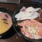 海鮮丼専門店 若狭家 - サービス丼