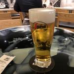 セガフレード・ザネッティ - 生ビール420円