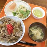 茨城県立白浜少年自然の家 - 料理写真: