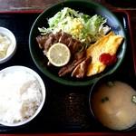 ポトス - 日替り定食 900円