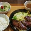 焼肉ハラミ屋 - 料理写真:ハラミ定食