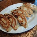 元祖ハルピン - 焼き餃子