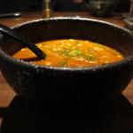 焼肉鍋問屋 志方 - ユッケジャンスープ