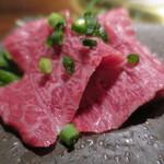 焼肉鍋問屋 志方 - 赤身