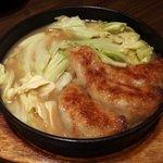 九州 熱中屋 - スープ餃子に変身!