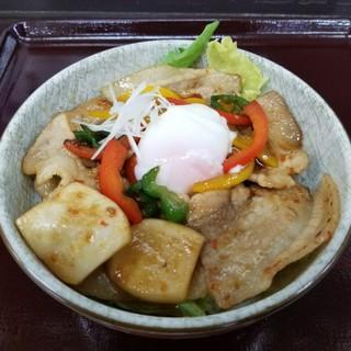 妙高SA下り線スナックコーナー - 料理写真: