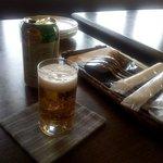 カフェ・エフェメラ - ノンアルビール