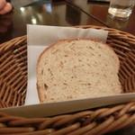 みんなdeイタリアン Cuore - パスタにつくパン