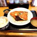 82820389 - 金目鯛の煮魚定食