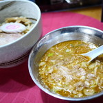 麺屋 居間人 - 料理写真:焼きみそつけ麺