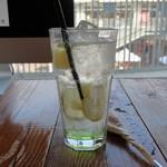 ハンズ カフェ - ドリンク写真:グリーンアジアンシャワー