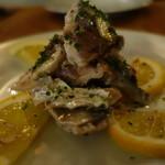 オステリア イマムラ - 料理写真:サバのマリネ