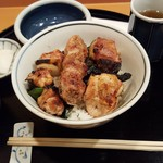 伊勢廣 - 焼き鳥丼