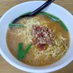 山珍庵 - 料理写真:台湾ラーメン サービスデーで半額250円