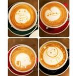 CAFE BEATO - ラテアートおまかせ♪
