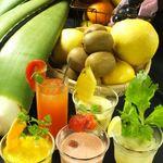 eat 産直野菜とブランド豚工房 -