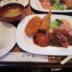 ミナミ - 料理写真: