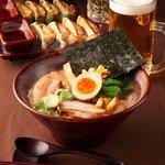 光麺 - 豪華なトッピングが魅力!熟成光麺全部のせ990円!その他メニュー多数ございます!