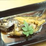さかな道楽 - 黒メバルの煮付け 1,299円