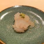 鮨 さかい - 富山湾しろえび