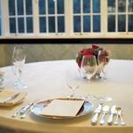 レストラン クレッセント - 個室