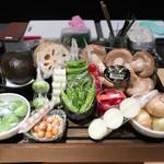 六本木 とりや幸 - 野菜串ア・ラ・カルト