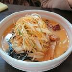 麺屋 おざわ - 味噌(辛ねぎ)