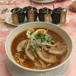82836380 - 辛口叉焼麺!最高!