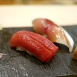 鮨 すみか - 料理写真:赤身