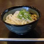 岡田屋 - 伊勢うどん450円