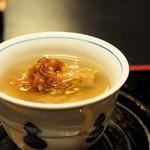 祇園 たに本 - 茶碗蒸し