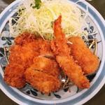 とんかつ浜勝 - 料理写真:チキンカツ定食