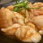 食道園 - ホルモン タレのアップ〜♪( ´▽`)